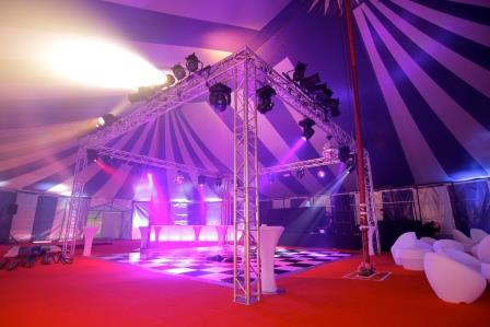 Marquee Events at Bisham Abbey Marlow
