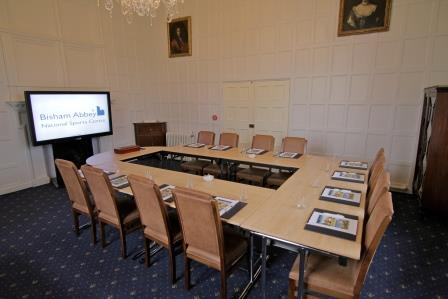 Historic Meeting Room Buckinghamshire Bisham Abbey