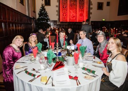 Christmas Parties Bisham Abbey Buckinghamshire