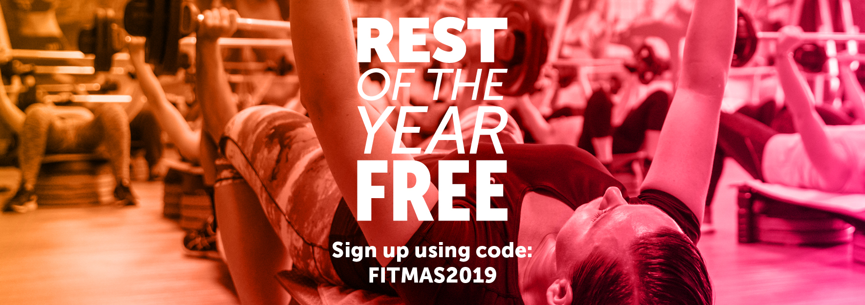 Rest of the year for free
